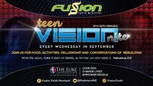 Vision Nite- Youth