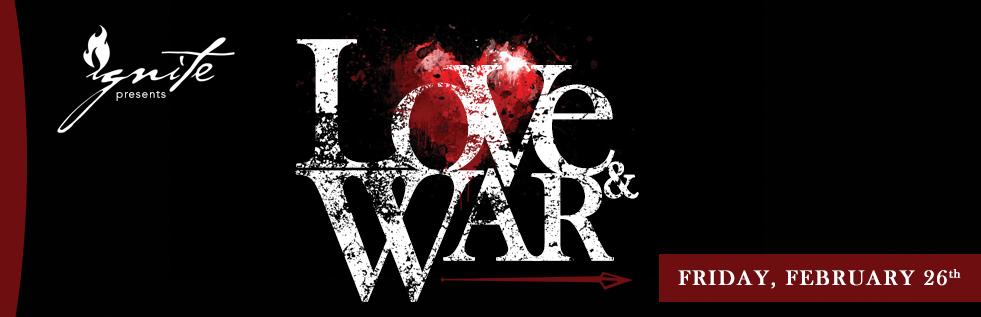 Love & War Sentence To Grace